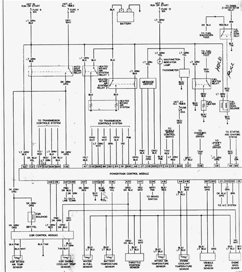 1996 dodge ram 1500 trailer wiring diagram wiring diagram