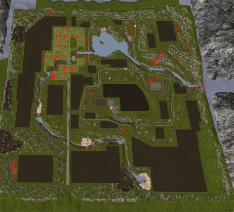 ls plus creek goldcrest valley v 1 0 for ls 17 farming simulator 2017