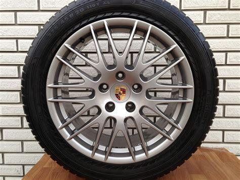 for sale porsche cayenne rs spyder wheels set rennlist