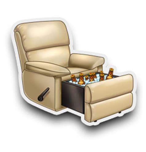 beer recliner recliner beer cooler oh you have a beer fridge in your