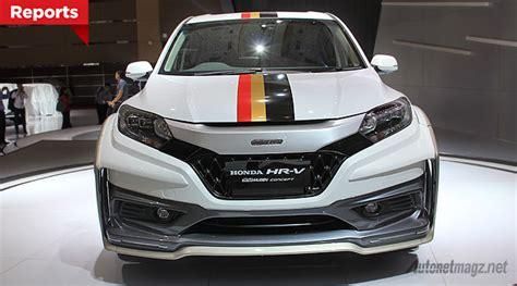 Bodykit Honda Hrv Mugen Frp mau honda hr v mugen siapkan ekstra 53 juta rupiah