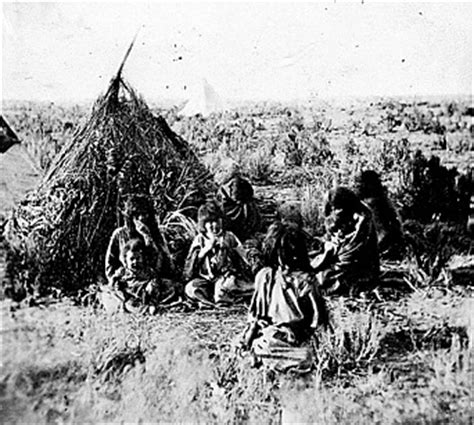 Bannock Tribe Facts Clothes Food And History | image gallery shoshone shelter