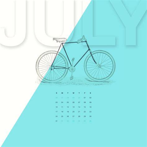 july 2016 chris wallpaper july 2016 desktop calendar wallpaper paper leaf