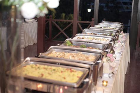 backyard wedding planner garden wedding planner 41 catering kl 1 food catering