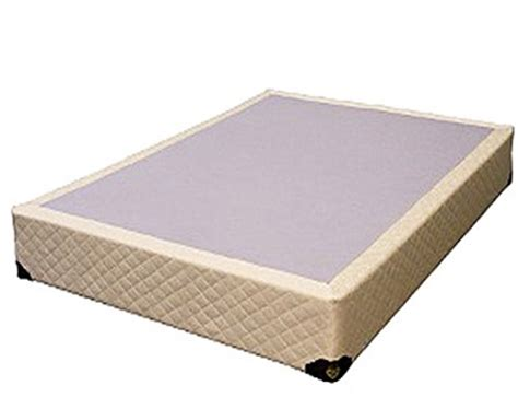 box spring bed standard profile new foundation box spring