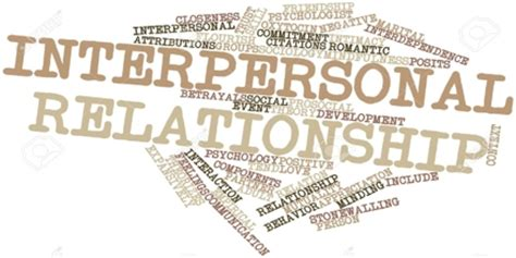 Interpersonal Conflict Research Paper by Interpersonal Relationship Research