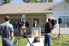 Carlson Detox In Springfield by Hud Archives Housing Official Visits Springfield And