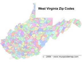 Collection of west virginia maps