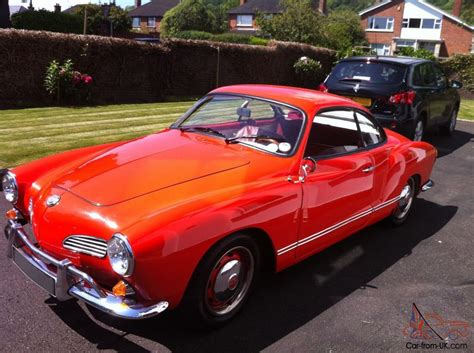 1972 karmann ghia vw karmann ghia 1972 lhd coupe 2 door excellent condition