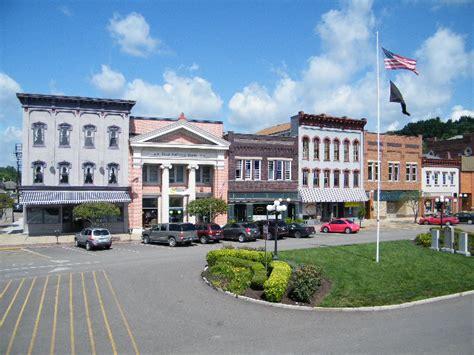 Nelsonville Ohio nelsonville oh historic downtown nelsonville ohio