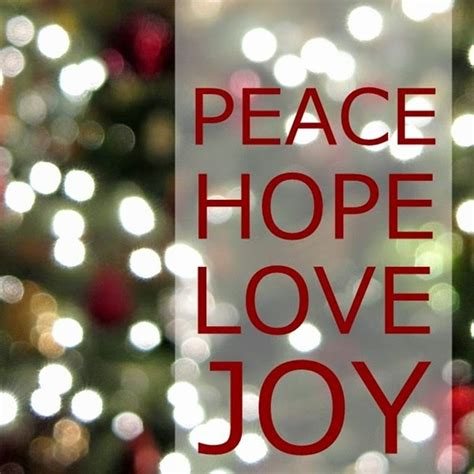 advent themes hope love joy peace the christmas i almost missed it