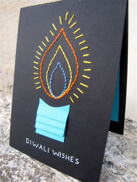 diwali homemade greeting card ideas family holidaynet