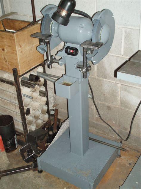 homemade bench grinder homemade pedestal grinder homemadetools net