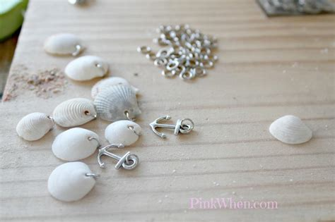 how to make jewelry from seashells how do i drill holes in seashells for crafts