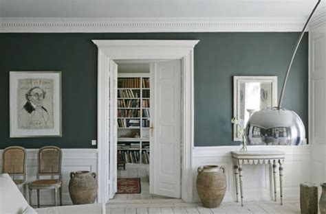 green walls and white trim katy elliott