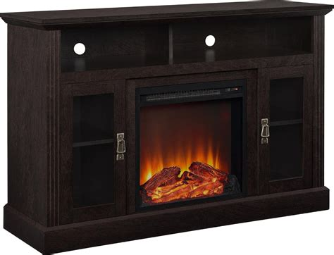 Fireplace Review by The 10 Best Tv Stand With Fireplace Reviews 2017