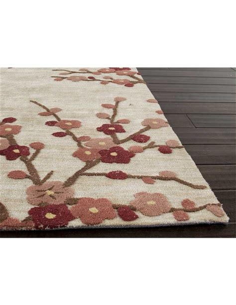 Cherry Blossom Rugs by Cherry Blossom Rug In Ivory By Jaipur Rugs