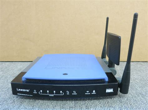 Linksys Adsl Router cisco linksys wag325n annex a wireless n vpn adsl2 gateway router