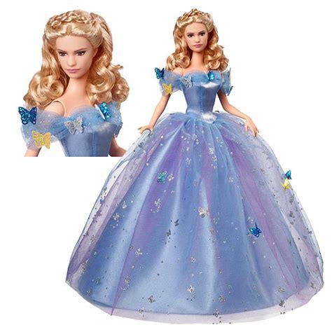 film cinderella barbie disney cinderella royal ball cinderella doll figure action