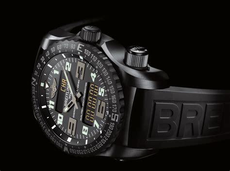 Breitling Emergency   Montre suisse avec balise de détresse