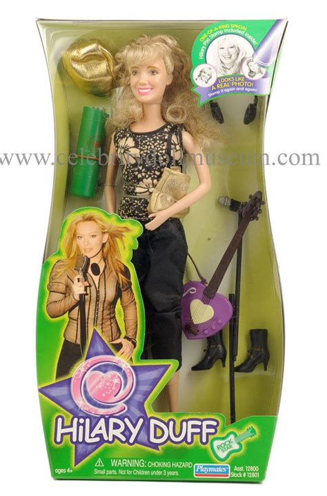 Hilary Duff In A New Doll by Hilary Duff Doll Museum