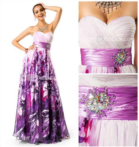 Hermosos Vestidos Estampados De Fiesta Tendencias 2015