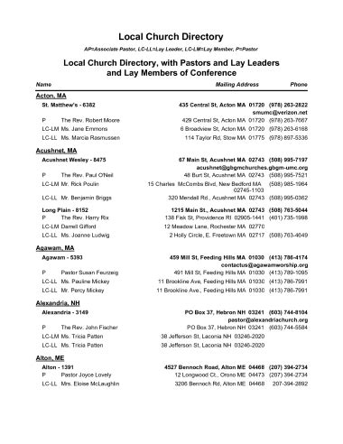 resource directory template 3 excel church directory templates excel xlts