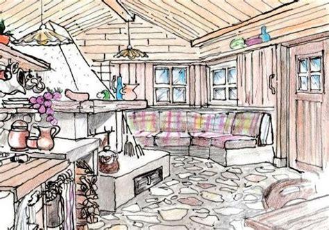 cucina rustica con camino cucina rustica idea di progetto