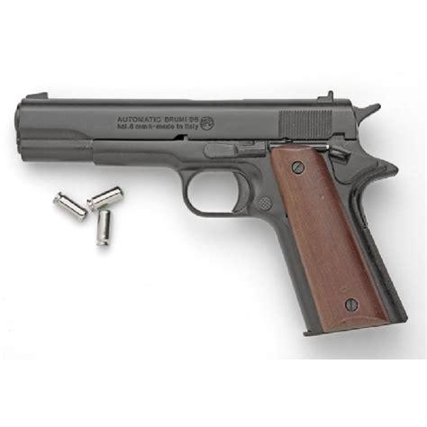 Army 45 Revolver Blank Firing replica guns wwii blank non firing