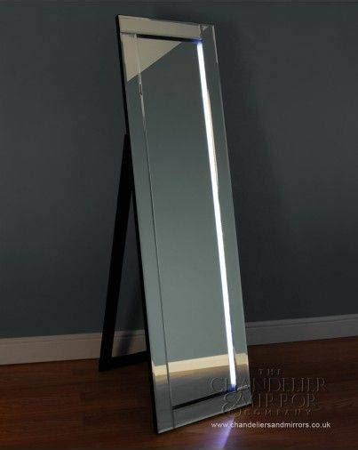 20 best collection of length free standing mirrors