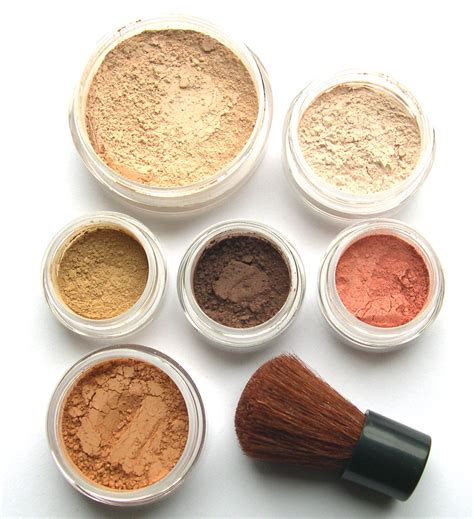 Handmade Mineral Makeup - calypte collection 5 organic makeup finds from etsy