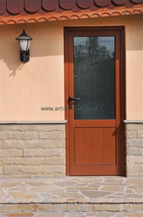 porte in alluminio per esterno porte per esterni in legno
