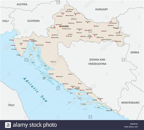 croatia map vector austria hungary map stock photos austria hungary map