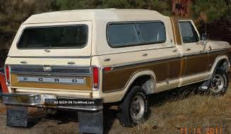 1979 Ford F 150 1979 Ford F 150 Lariat 4x4