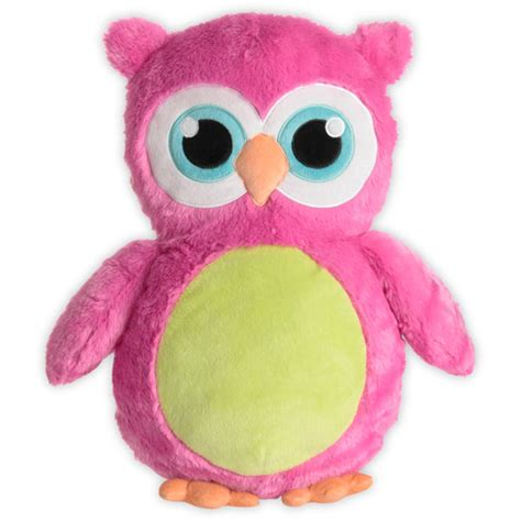 Pillow Plush by Baby Booom Owl Plush Pillow Baby Bedding Decor