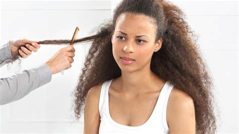 Detangling Matted Hair by How To Detangle Matted Hair Curlynikki
