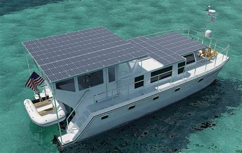 island pilot catamaran eco yachts island pilot llc s new yacht is luxuriously
