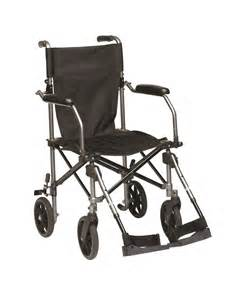 lightweight chair in a bag drive travelite transport wheelchair chair in a