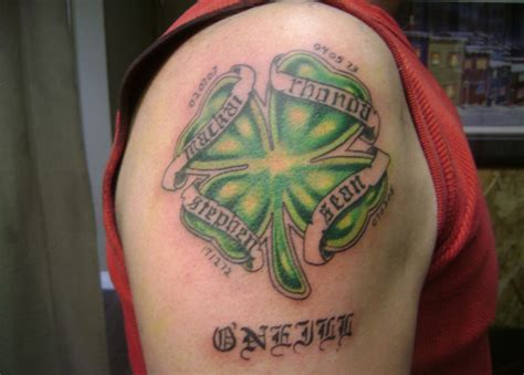 shamrock tattoo designs tattoos designs ideas and meaning tattoos for you