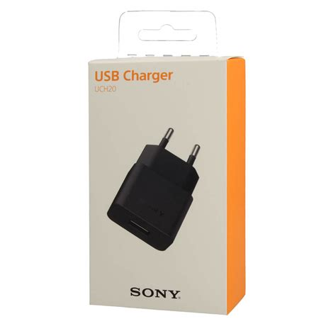 Usb Charger Uch20 sony charger uch20 usb
