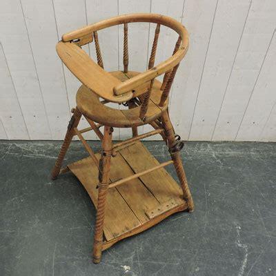 Ancienne Chaise Haute En Bois by Les Meubles Antiquit 233 S Brocante 62