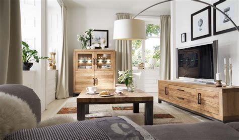 wohnzimmer echtholz echtholz wohnzimmer eiche bassano vo3 massivholz