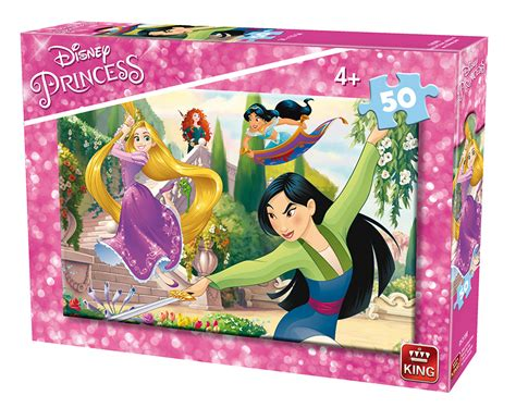 disney disney online international disney princess 50 teile king international puzzle