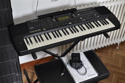 Keyboard Arranger Roland roland e 68 image 1439168 audiofanzine