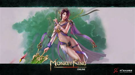 Monkey Wallpaper Monkey King Online Official Site Epic Asian Fantasy