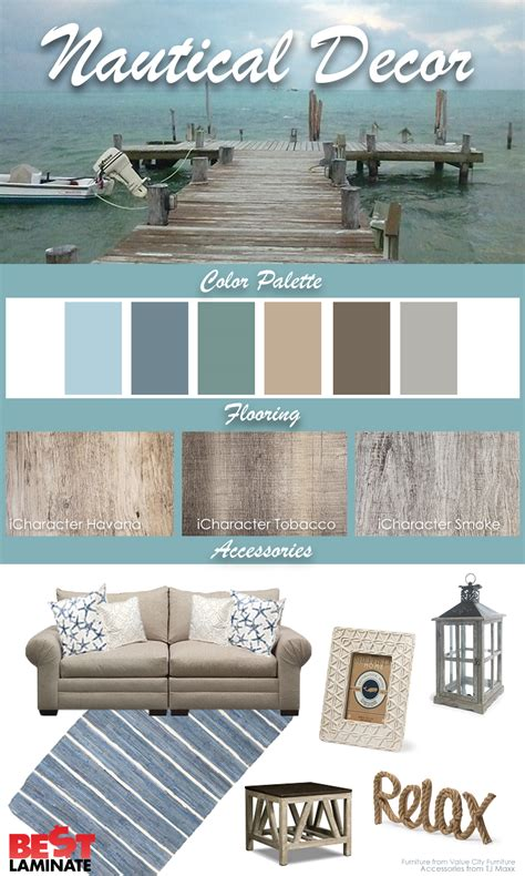 decorations for house room ideas nautical home decor