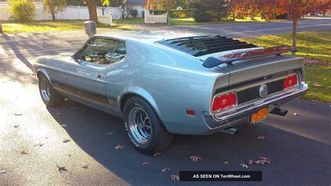 1973 mustang cobra 1973 ford mustang cobra jet