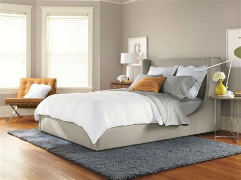 room and board beds headboards that make the room hgtv