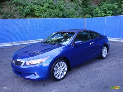 2009 belize blue pearl honda accord ex l v6 coupe 32341231 gtcarlot car color galleries