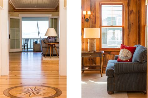 Mobile Home Interiors Nantucket Waterfront Home Designed By Carolyn Thayer